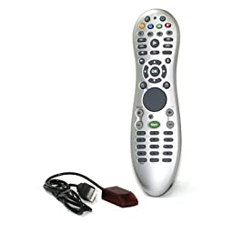 Ortek Windows 7 Vista XP Media Center MCE PC Remote Control and Infrared Receiver for Home, Premium and Ultimate Edition