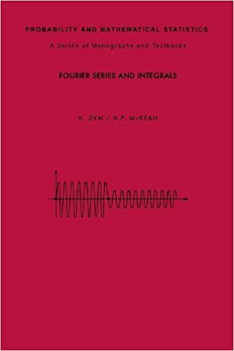 Fourier Analysis in Probability Theory (Probability and mathematical statistics)