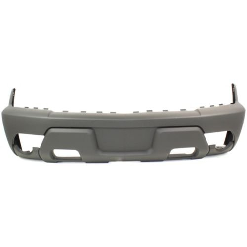 Perfect Fit Group C010311Q – Avalanche Front Bumper Cover, Textured, W/ Body Cladding – Capa
