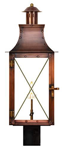 Outdoor Propane Lamp Post in US - 2