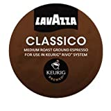Lavazza Espresso Classico Keurig Rivo Pack, 72 Count Review and Comparison