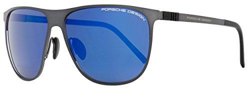 d83bba55465 Porssche DESIGN P 8609 Sunglasses Dark Gun B 58-14-140