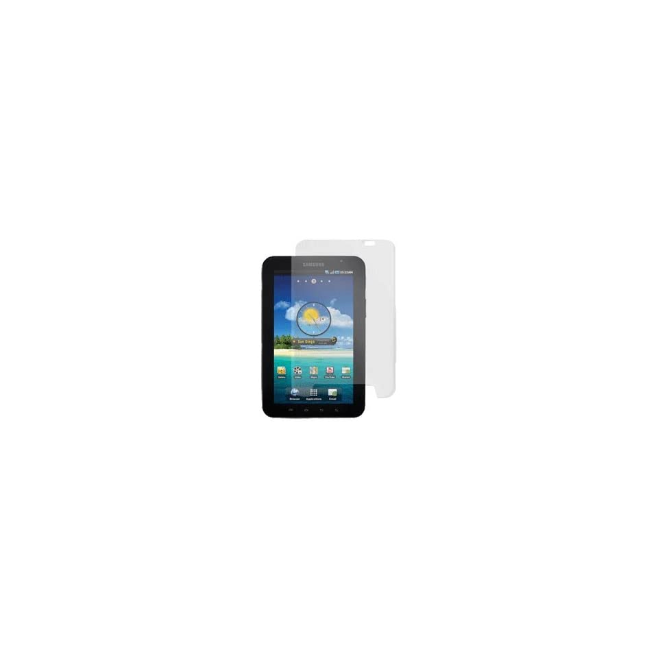 Samsung Galaxy Tab Anti  Glare Screen Protectors, 3 Pack