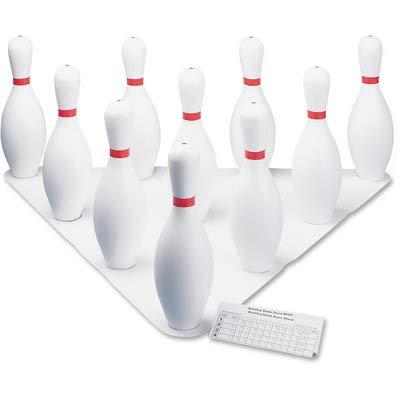 CSIBPSET - Champion Sport s Plastic Pin Bowling Ball Set