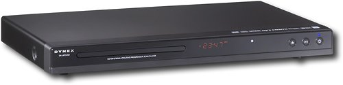 Dynex DVD Player with HD Upconversion DX-UPDVD2
