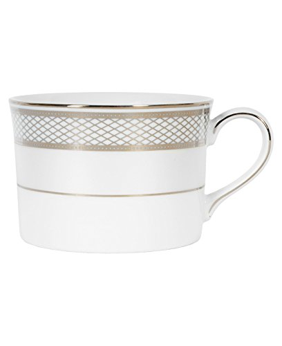 (Lauren by Ralph Lauren Silk Ribbon Pearl Tea Cup)
