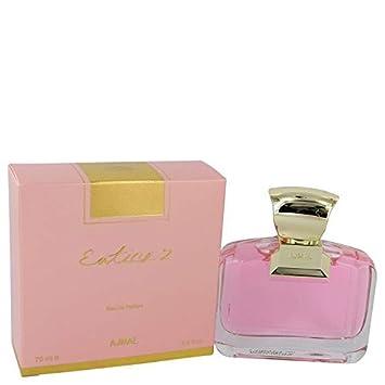 Amazoncom Ajmal Entice 2 For Women Edp Eau De Parfum 74ml 25