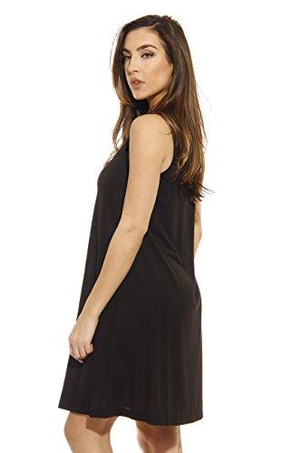 401504-BLK-XL Just Love Summer Dresses / Short Dress
