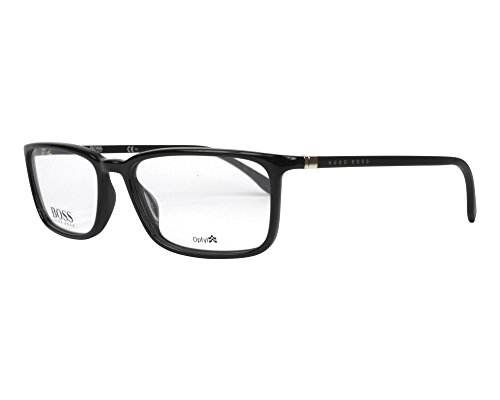 Boss Hugo Boss Eyeglasses - HUGO BOSS Eyeglasses 0963 0807 Black