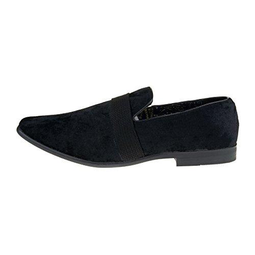 hombre Footwear London con cuña Sandalias negro OBOq7g