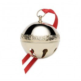 Wallace Christmas Tree (Wallace 26th Edition Gold Plated Sleigh Bell)