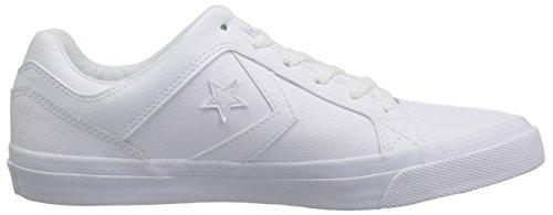 white M Distrito dolphin 6 El White Top Us 5 Leather Converse Sneaker Low Ufawq0Z