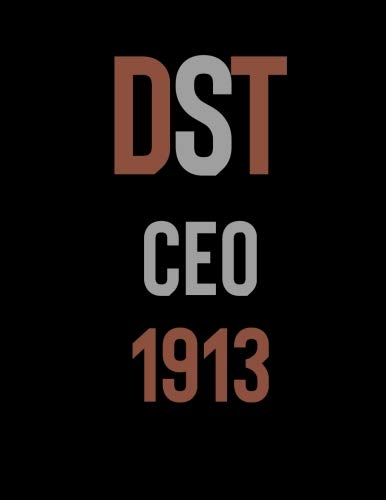 DST ceo 1908: Delta Sigma Theta CEO Journal; gift for soror, alumni, friend or family ;planning notes