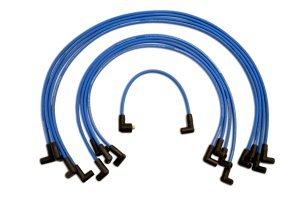 Mercruiser Quick Strike Spark Plug Wire Set Model 454 MAG ALPHA 1986-1997 454//V8 Cyl Serial# A631894-B785148 Part# 631-0008 OEM# 18-8804-1 9-28002 see description