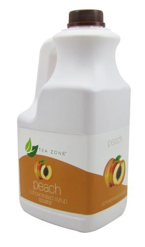 Tea Zone Peach Syrup product image