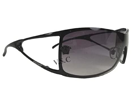 5e6db74e1d2c Image Unavailable. Image not available for. Color  VERSACE 2048 SUNGLASSES  SUN GLASSES LADIES RIMLESS SHADES UNISEX FRAMES