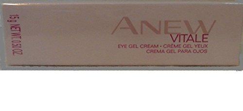 Avon Anew VITALE Eye Gel Cream 0.50oz./ 15gr.