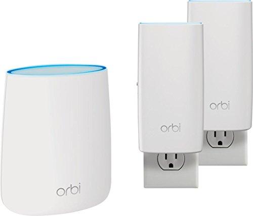 NETGEAR Orbi RBK23W IEEE 802.11ac Ethernet Wireless Router
