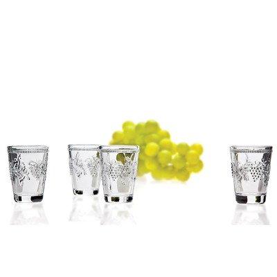 Grape Mini Cup (Set of (Coffee Mugs Grapes)