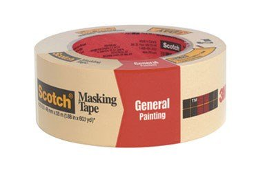 3M 2050-48A 1.88'' Scotch® Painters' Masking Tape For Trim Work