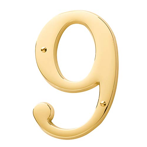 Baldwin Brass House Numbers - 8