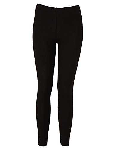 Bella Pantalones Mujer Algodon Leggings Cotton Stretch ...
