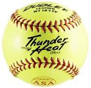 Dudley WT12Y-FP 12in Fastpitch Softball ()