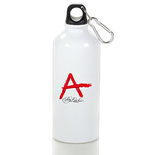 DCM500 A-Pretty Little Liars Unique Drinkware Sport Bottle With Sport Cap For Outdoor And Sport Activities - 600ml