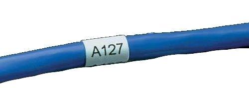 - Panduit H150X044H1T Thermal Transfer Heatshrink Tubing Label, Polyolefin, White (500-Pack)