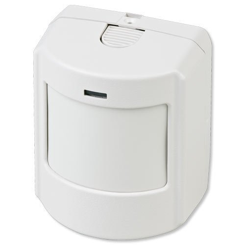 Interlogix SAW Wireless Indoor PIR Motion Detector, Pet Immune (40 Lbs.), with Lithium Battery (60-807-01-95R)
