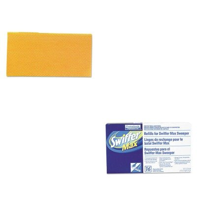 KITCHI0416PAG37109 - Value Kit - Procter amp; Gamble Professional Refill Cloths (PAG37109) and Chix Stretch N Dust Cloths (CHI0416)