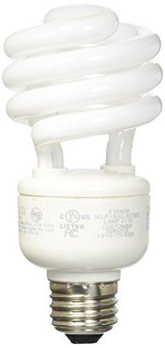 (TCP 1822335K CFL Spring Lamp - 100 Watt Equivalent (only 23W used!) Bright White (3500K) HPF Spiral Light Bulb)