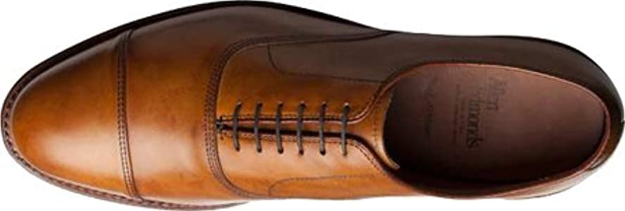 Amazon.com: Allen Edmonds zapatos oxford con puntera Park ...
