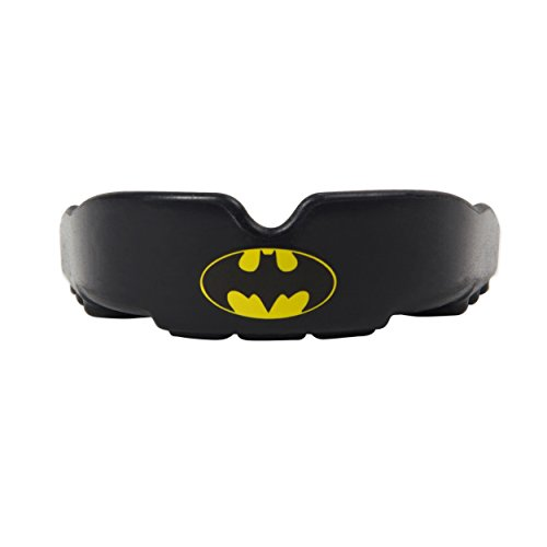 Officially Licensed Superhero DC Comics Batman/Superman Athletic Sports Mouth Guard with Case – DiZiSports Store