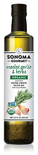 Sonoma Gourmet, Roasted Garlic & Herb Olive Oil, Quantity - 1 case (pack of 6)