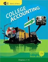Download College Accounting, Chapters 1-15 (Available Titles Cengagenow) 20th (Twentyth) Edition PDF