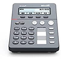 Atcom CT10 Call Center Agent VoIP IP SIP LCD Phone w Power