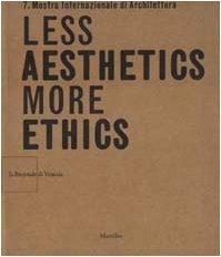 Download Citta: Less Aesthetics More Ethics: La Biennale De Venezia - 7th International Architecture Exhibition ebook