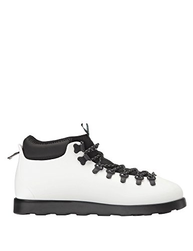 Native Shoes Men's Fitzsimmons Men's Boots In White Color In Size 42 White