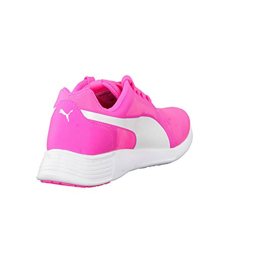 Adults' Unisex Trainer Pink Knockout Trainers Puma Evo Puma St White FgC1qwZI