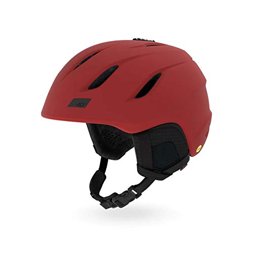 Giro Nine MIPS Snow Helmet Matte Dark Red MD 55.5-59cm