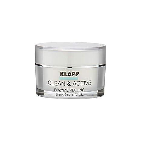Clean & Active enzima exfoliante: Amazon.es: Belleza