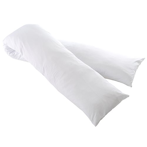 Cheer Collection Extra Long Body Pillow