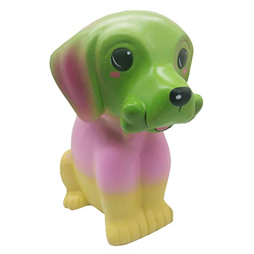 NOMENI Huge Adorable Dog Slow Rising Kids Fun Stress Reliever Decompression Toy for Adults Teens Kids Dogs