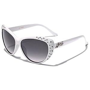 Giselle Kids AGE 6-14 Rhinestone Cat Eye Sunglasses