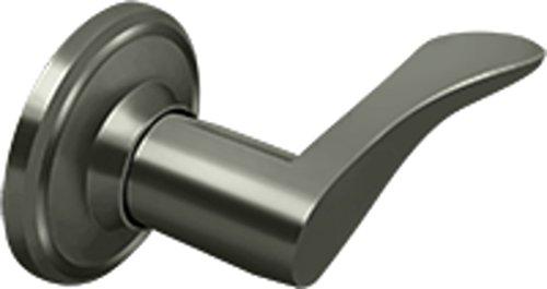 Deltana 825871-LQ CLOSEOUT - Kingston One-Piece Keyed Entry Single Cylinder Hand, Lifetime Polished Brass ()