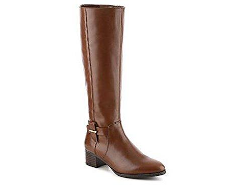 Nine West Villiger Women's Boots (9, Brown - 9 West Boots