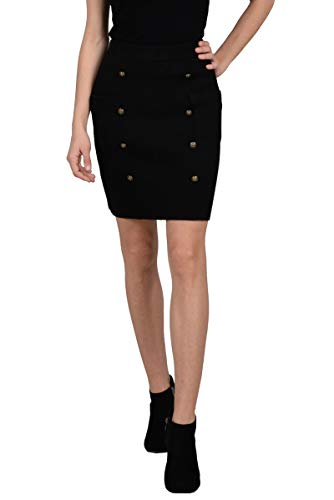 Bracken Officier Jupe Molly Bracken Noir Molly 1SwgnTEU