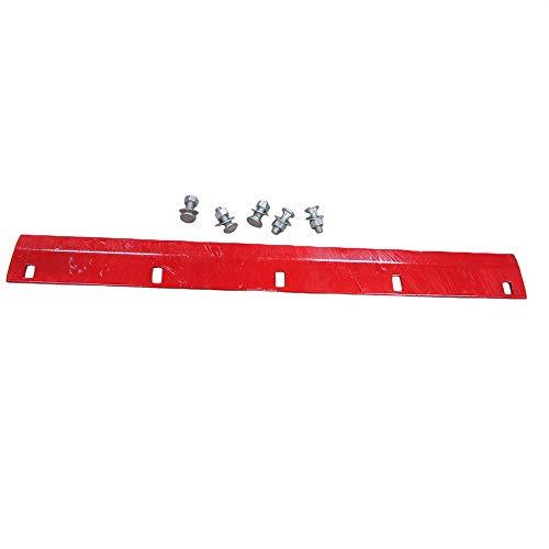 Snowblower Skids & Scraper Bar with Mounting Hardware for Toro 3521 421 521