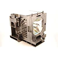 Hitachi 62VS69A rear projector TV lamp with housing - high quality replacement lamp
